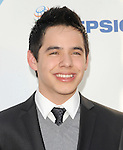 David Archuleta  at The 2009 Alma Awards held at Royce Hall at UCLA in Westwood, California on September 17,2009                                                                   Copyright 2009 DVS / RockinExposures