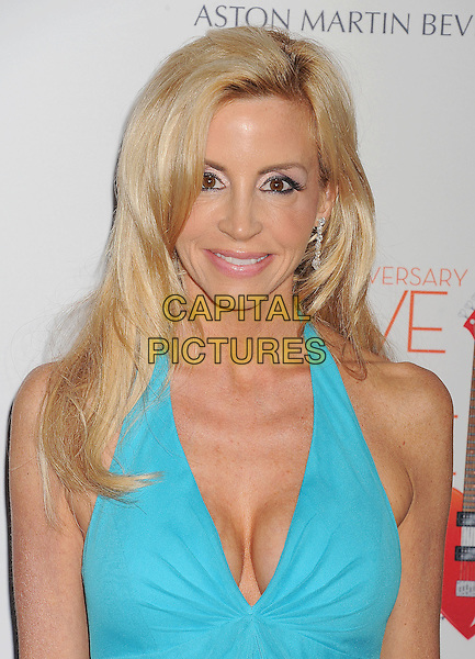 "Camille Grammer, Hyatt Regency Century Plaza, Century City, California, USA -- Camille Grammer arriving at the 20th Annual Race To Erase MS Gala ""Love To Erase MS"" at the Hyatt Regency Century Plaza in Century City, California, USA 3rd May 2013. .CAP/ROT/TM.©Tony Michaels/Roth Stock/Capital Pictures"