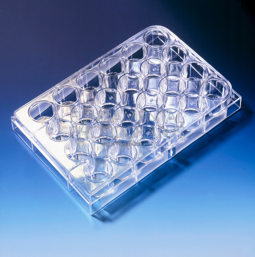 REACTION PLATE (24-WELL) FOR A MICROSCALE LAB<br />
