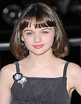 Joey King at The Relativity Media US Premiere of Safe Haven held at The Grauman's Chinese Theater in Hollywood, California on February 05,2013                                                                   Copyright 2013 Hollywood Press Agency