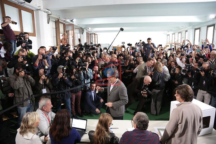 9N/2014.<br /> Artur Mas.