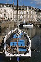 Europe/France/Bretagne/56/Morbihan/Vannes: Le port et ses vieux gréments