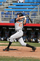 July 31, 2005:  Outfielder Nolan Reimold of the Aberdeen Ironbirds during a game at Russell Diethrick Park in Jamestown, NY.  Aberdeen is the Short Season Single-A NY-Penn League affiliate of the Baltimore Orioles.  Photo By Mike Janes/Four Seam Images