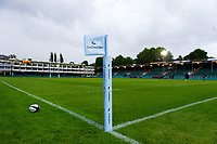A general view of the Recreation Ground prior to the match. Pre-season friendly match, between Bath Rugby and the Scarlets on August 24, 2018 at the Recreation Ground in Bath, England. Photo by: Patrick Khachfe / Onside Images