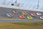 Feb 12, 2009; 2:34:11 PM; Daytona Beach, FL, USA; NASCAR Sprint Cup Series race of the Gatorade Duel at Daytona International Speedway.  Mandatory Credit: (thesportswire.net)