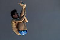 SAKAI Sho JPN JAPAN<br /> Gwangju South Korea 17/07/2019<br /> Diving Men's 3m Springboard Preliminary <br /> 18th FINA World Aquatics Championships<br /> Nambu University Aquatics Center <br /> Photo © Andrea Staccioli / Deepbluemedia / Insidefoto