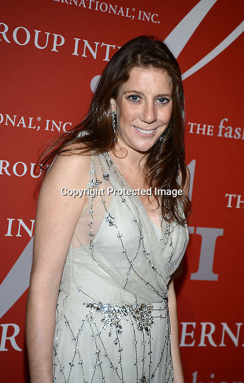 Lacey Tisch attends the Fashion Group International's Night of Stars Gala on October 22, 2013 at Cipriani Wall Street in New York City.