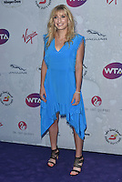 Timea Bacsinszky at WTA pre-Wimbledon Party at The Roof Gardens, Kensington on june 23rd 2016 in London, England.<br /> CAP/PL<br /> &copy;Phil Loftus/Capital Pictures /MediaPunch ***NORTH AND SOUTH AMERICAS ONLY***