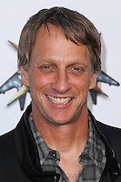 LOS ANGELES, CA, USA - APRIL 23: Tony Hawk at the 2014 Revolver Golden Gods Award Show held at Club Nokia on April 23, 2014 in Los Angeles, California, United States. (Photo by Xavier Collin/Celebrity Monitor)