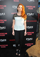 www.acepixs.com<br /> <br /> April 20 2017, New York City<br /> <br /> Shelby Steele arriving at the premiere of 'American Gods' at the ArcLight Cinemas Cinerama Dome on April 20, 2017 in Hollywood, California.<br /> <br /> By Line: Peter West/ACE Pictures<br /> <br /> <br /> ACE Pictures Inc<br /> Tel: 6467670430<br /> Email: info@acepixs.com<br /> www.acepixs.com