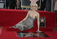 HOLLYWOOD, CA - JANUARY 8: Gillian Anderson, at Gillian Anderson Honored With Star On The Hollywood Walk Of Fame at On The Hollywood Walk Of Fame in Hollywood, California on January 7, 2018. <br /> CAP/MPI/FS<br /> &copy;FS/MPI/Capital Pictures