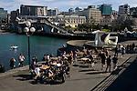 Wellington scenes. Photo: Marc Weakley