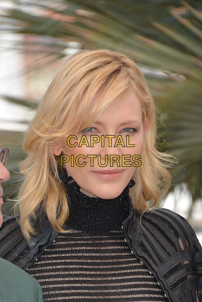 Cate Blanchett attends the 'Carol' Photocall during the 68th annual Cannes Film Festival on May 17, 2015 in Cannes, France.<br /> CAP/PL<br /> &copy;Phil Loftus/Capital Pictures