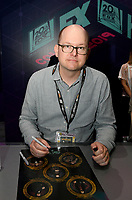 FX FEARLESS FORUM AT SAN DIEGO COMIC-CON© 2019: Cast Member Mark Proksch during the WHAT WE DO IN THE SHADOWS booth signing on Saturday, July 20 at SAN DIEGO COMIC-CON© 2019. CR: Alan Hess/FX/PictureGroup © 2019 FX Networks
