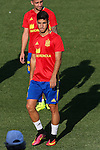 Spanish Marco Asensio during the first training of the concentration of Spanish football team at Ciudad del Futbol de Las Rozas before the qualifying for the Russia world cup in 2017 August 29, 2016. (ALTERPHOTOS/Rodrigo Jimenez)