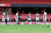 São Paulo (SP), 20/10/2019 - São Paulo-Avaí - Arboleda do São Paulo - Partida entre São Paulo e Avaí pela 27ª rodada do Campeonato Brasileiro no estádio do Morumbi em São Paulo, neste domingo (20).