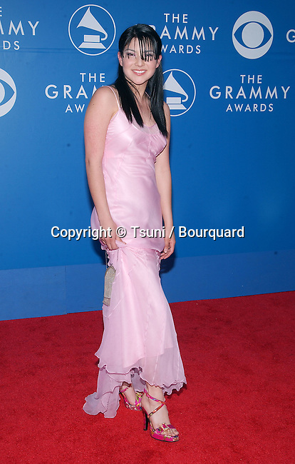 44th Annual Grammy Awards - arrival