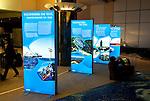 Brussels-Belgium - January 24,  2012 -- 'Our Blue Future' - exhibition at the European Parliament by KDM (Konsortium Deutsche Meeresforschung / German Maritime Research Consortium) -- Photo: © HorstWagner.eu