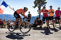 Greg van Avermaet (BEL/CCC) up the Col de la Lusette<br /> <br /> Stage 6 from Le Teil to Mont Aigoual 191km<br /> 107th Tour de France 2020 (2.UWT)<br /> (the 'postponed edition' held in september)<br /> ©kramon