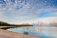 Jeff Clow, Jackson Lake, Grand Teton National Park<br />
