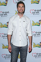 "WESTWOOD, LOS ANGELES, CA, USA - JUNE 21: Eric Winter at the Los Angeles Premiere Of ""La Golda"" held at The Crest on June 21, 2014 in Westwood, Los Angeles, California, United States. (Photo by David Acosta/Celebrity Monitor)"