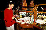California: Tahoe area.  Buffet dinner at Harrah's.  Model Rel.  Photo calski104..Photo copyright Lee Foster, 510/549-2202,  lee@fostertravel.com, www.fostertravel.com