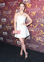 04 June 2018 - Hollywood, California - Bella Heathcote. CBS All Access' &quot;Strange Angel&quot; Premiere Screening held at Avalon Hollywood . <br /> CAP/ADM/BT<br /> &copy;BT/ADM/Capital Pictures