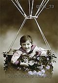 Jonny, CHILDREN, nostalgic, paintings(GBJJ73,#K#) Kinder, niños, nostalgisch, nostálgico