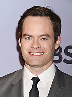 LOS ANGELES, CA - OCTOBER 04: Actor-comedian Bill Hader attends the CBS' 'The Carol Burnett Show 50th Anniversary Special' at CBS Televison City on October 4, 2017 in Los Angeles, California.<br /> CAP/ROT/TM<br /> &copy;TM/ROT/Capital Pictures