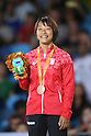 Junko Hirose (JPN), <br /> SEPTEMBER 9, 2016 - Judo : <br /> Women's -57kg Contests for Medal Ceremony <br /> at Carioca Arena 3<br /> during the Rio 2016 Paralympic Games in Rio de Janeiro, Brazil.<br /> (Photo by AFLO SPORT)