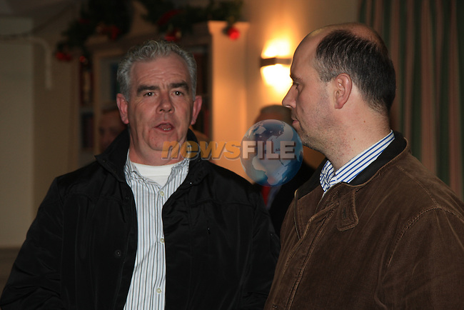The Louth Fianna Fail Convention..Picture Fran Caffrey/www.newsfile.ie.