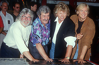 Moody Blues, Graeme Edge, Ray Thomas, John Lodge, Justin Hayward, 1994, Photo By Michael Ferguson/PHOTOlink