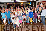 Annette Morrissy, Tralee celebrates her 60th Birthday with family and friends at Benners Hotel on Saturday