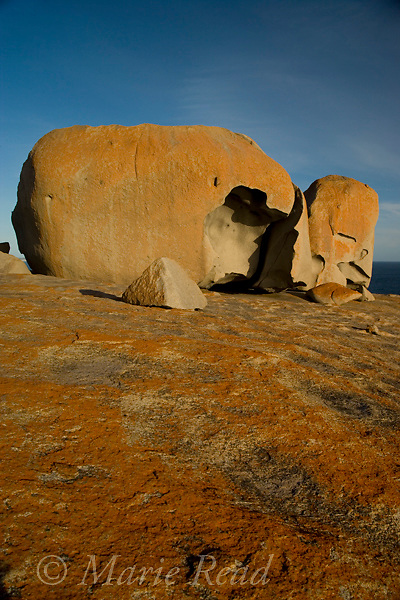 Remarkable Rocks at sunset, Flinders Chase National Park, Kangaroo Island, South Australia