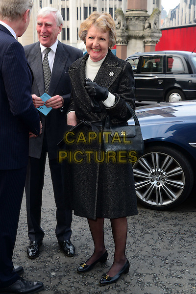 Memorial service to celebrate the life of Richard Attenborough, award-winning British actor, director, producer and entrepreneur who died August 2014.<br /> Westminster Abbey, London<br /> CAP/JOR<br /> &copy;JOR/Capital Pictures