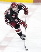 Gina McDonald (Harvard - 10) - The Boston College Eagles defeated the Harvard University Crimson 3-1 to win the 2011 Beanpot championship on Tuesday, February 15, 2011, at Conte Forum in Chestnut Hill, Massachusetts.