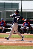 Jason Codiroli - San Diego Padres - 2009 extended spring training.Photo by:  Bill Mitchell/Four Seam Images