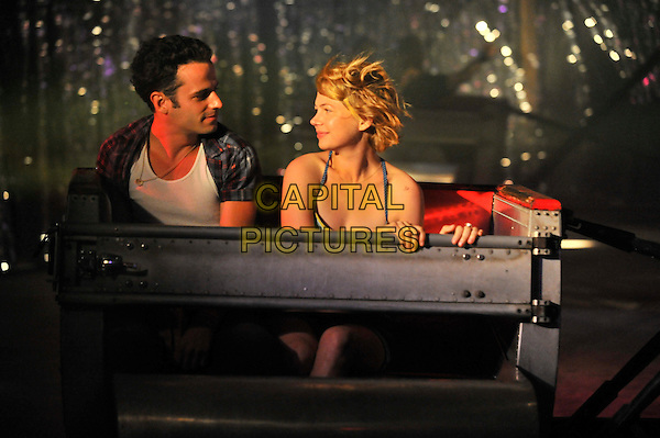Luke Kirby & Michelle Williams .in Take This Waltz.*Filmstill - Editorial Use Only*.CAP/NFS.Supplied by Capital Pictures.