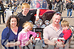 Padraig, Helen, Caroline, Karl and Jack Blanchfield Currow having a family day out at the Irish Motorbike rally in the Gleneagle Hotel Killarney on Saturday.