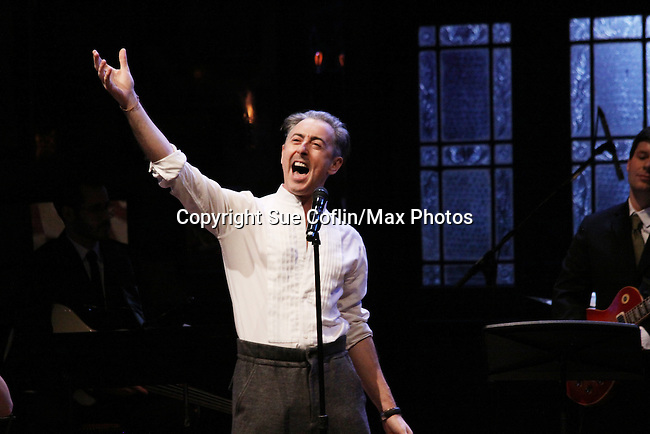 Alan Cumming performs at Only Make Believe on Broadway - 14th Annual Gala - on November 4, 2013 hosted by Sir Ian McKellen honoring Susan Sarandon in New York City, New York.  (Photo by Sue Coflin/Max Photos)
