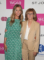 BEVERLY HILLS, CA - NOVEMBER 8: Hallie Meyers-Shyer and Nancy Meyers at the Women's Guild Cedars-Sinai Diamond Jubilee Luncheon in Beverly Hills, California on November 8, 2018. Credit: Faye Sadou/MediaPunch