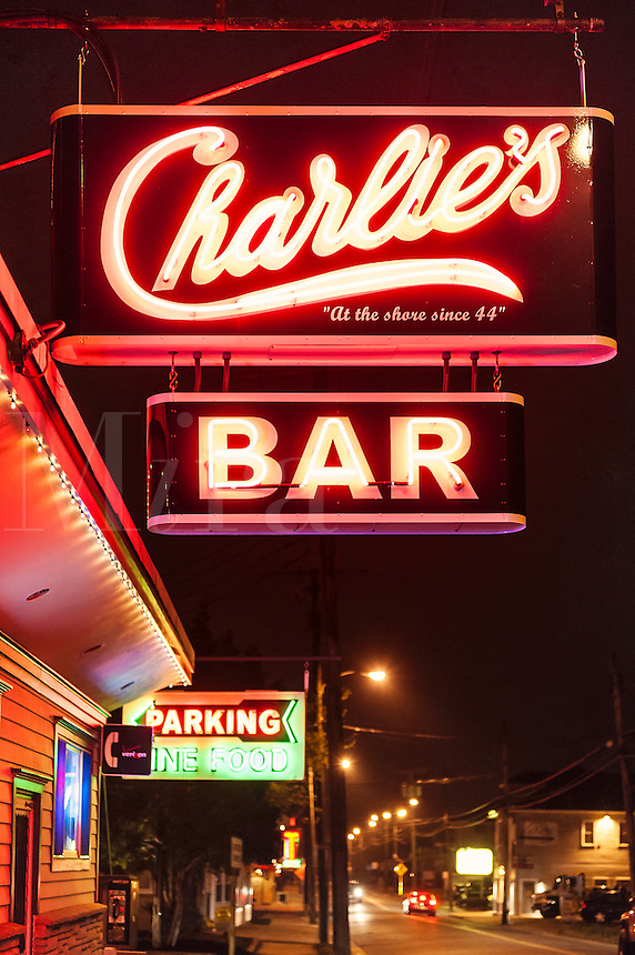 Charlies Bar, Somers Point, New jersey, USA