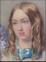 BNPS.co.uk (01202 558833)<br /> Pic: JPHumbert/BNPS.<br /> <br /> Agnes Grey author Anne Bronte who died aged only 29 in 1849.<br /> <br /> A &quot;nationally important&quot; unseen portrait of the Bronte sisters has sold for &pound;50,000 more than 180 years later.<br /> <br /> The watercolour painting is believed to be of Emily, Charlotte and Anne Bronte, painted in 1834 by a young Edwin Landseer, who struck up a friendship with the family, before he became Queen Victoria's favourite painter.<br /> <br /> Only one other picture exists of the three sisters, who produced such classic' novels as Wuthering Heights, Jane Eyre and Agnes Grey before two of them died tragically young.<br /> <br /> The owner together with auctioneers J P Humbert have spent nine years extensively researching the artwork to find evidence that backs up their theory and convince academics.<br /> <br /> The painting sold for &pound;40,550 hammer price, &pound;50,038 including buyers premium to a private art investor believed to be UK based who apparently plans to complete research on the portrait and re-sell it at a later date.