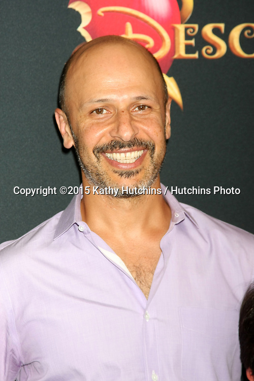 "LOS ANGELES - JUL 24:  Maz Jobrani at the ""Descendants"" Premiere Screening at the Walt Disney Studios on July 24, 2015 in Burbank, CA"
