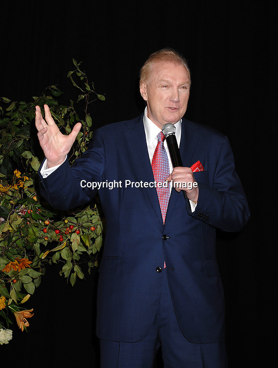 "Roger King..at The 25th Anniversary party for ""Wheel of Fortune"" ..on September 27, 2007 at Radio City Music Hall, where they will tape 3  weeks of shows.....photo by Robin Platzer, Twin Images....212-935-0770"