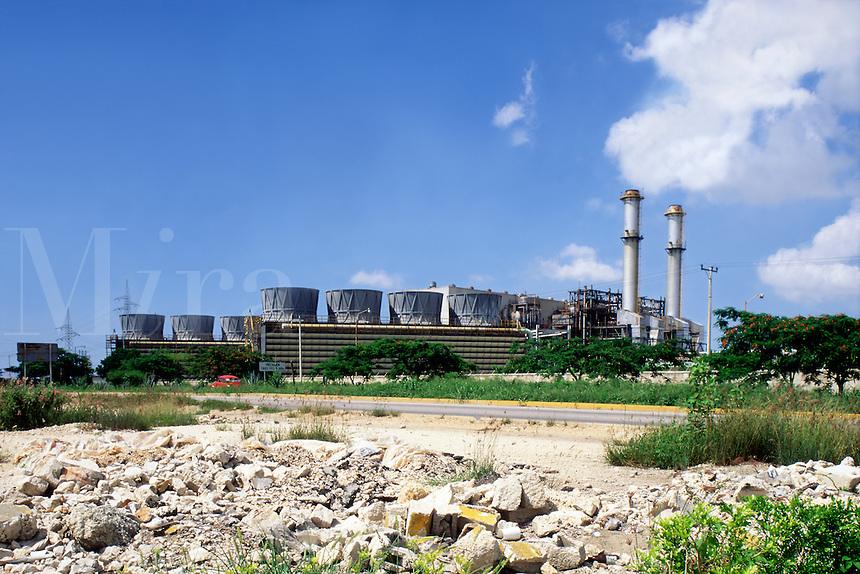 Power generation.#5805. Merida Yucatan Mexico.
