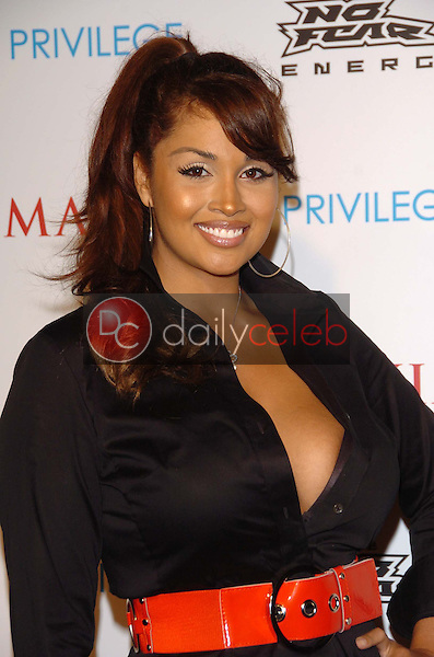 Somaya Reece<br />at the MAXIM Magazine and Sobe No Fear X Games Party. Privilege, West Hollywood, CA. 08-03-06<br />Scott Kirkland/DailyCeleb.Com 818-249-4998