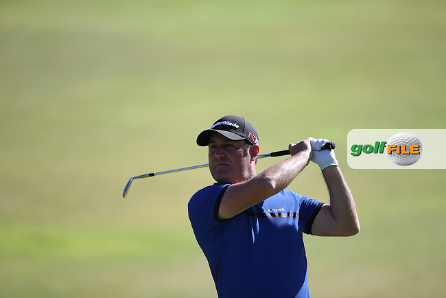 Marco Crespi (ITA) during Round Three of the Africa Open 2015 at the East London Golf Club, East London, Eastern Cape, South Africa. Picture:  David Lloyd / www.golffile.ie. 07/03/2015