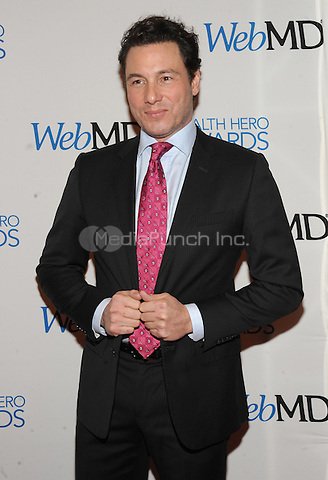 New York, NY-  November 6:  Rocco DiSpirito attends the Health Hero Awards  hosted by Web MD at the Times Center on November 6, 2014 in New York City. Credit: John Palmer/MediaPunch