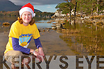 Dundag beach in Muckross is the place to be this Christmas with the annual Christmas swim at 11am. Pictured is Nikki McCarthy who has organised the event in aid of Aware.